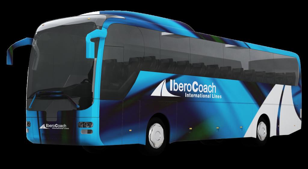 Comprar billetes de autobús de Iberocoach