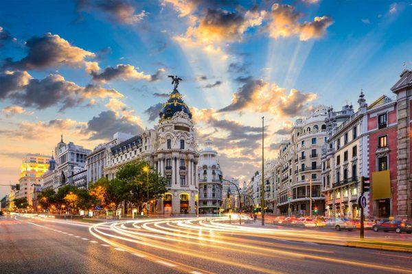 Viajar desde Madrid España en autobús con Iberocoach
