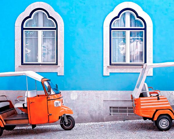 Viajar a Lisboa en Autobús con Iberocoach