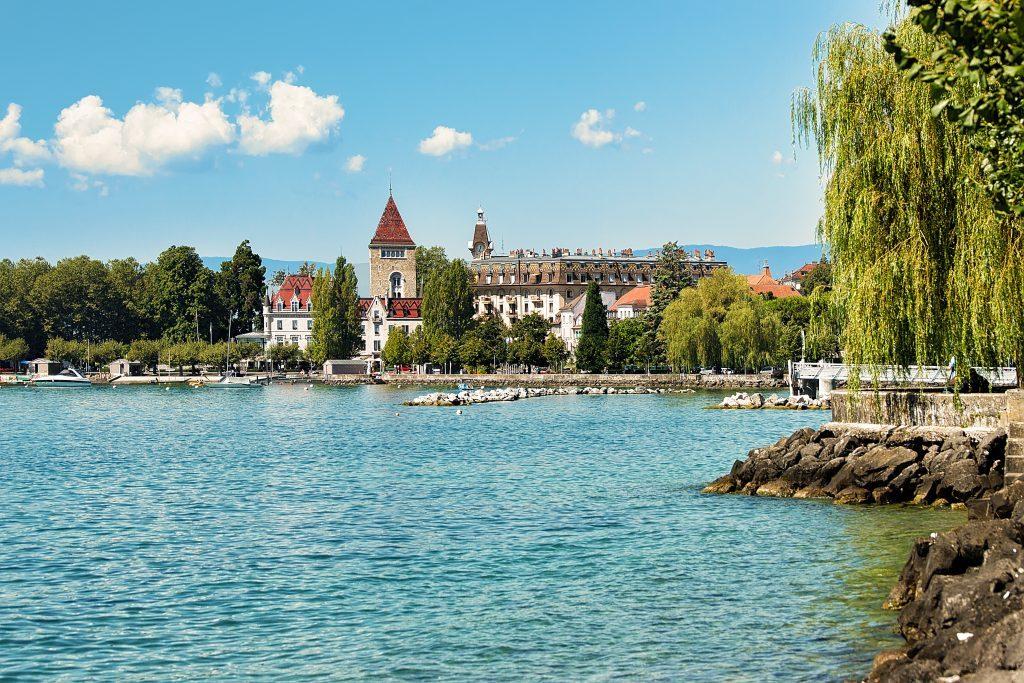 Viajar a Lausanne, Suiza en autobús con Iberocoach