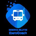 Icono de la aplicación para reservas de billetes de autobús Iberocoach International